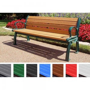 Heritage Outdoor Park Bench