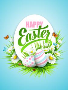 Free Easter Card - Printable